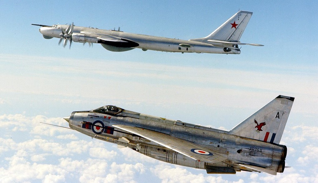 That time two RAF Lightning interceptors spooked a herd of Aberdeen Angus while flying at Mach 2+ to test the effects of Concorde flying at Mach 2 over land