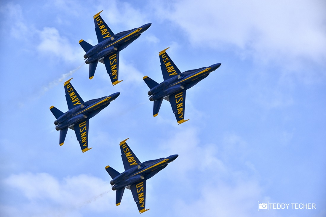 U.S. Navy to modify 18 Early Production F/A-18E/F Super Hornets for Blue Angels