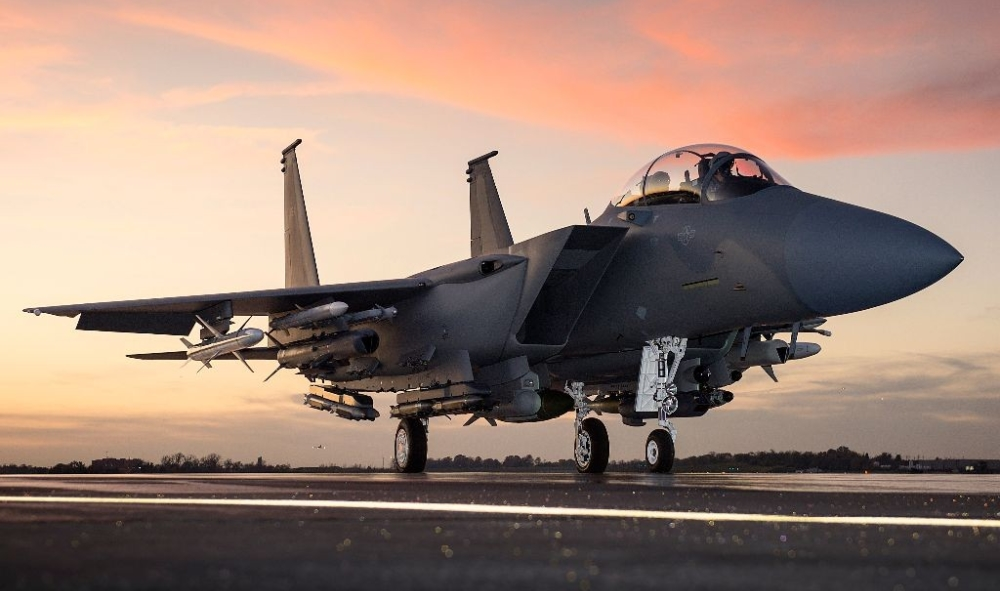 Boeing has started production of F-15QA