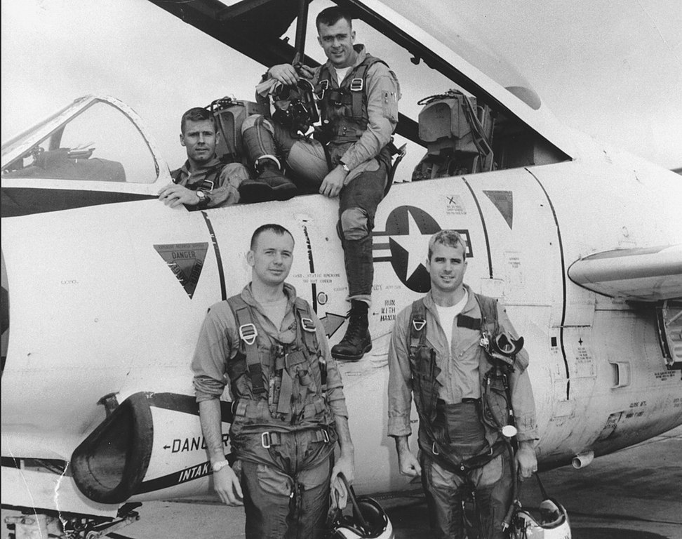 Remembering the Shootdown of Lt. Commander John McCain over Hanoi