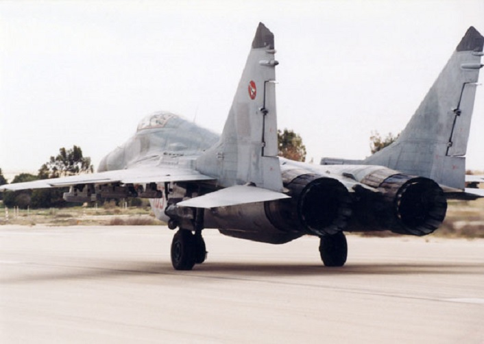 I want a MiG-29!: the saga of Israel's Fulcrums