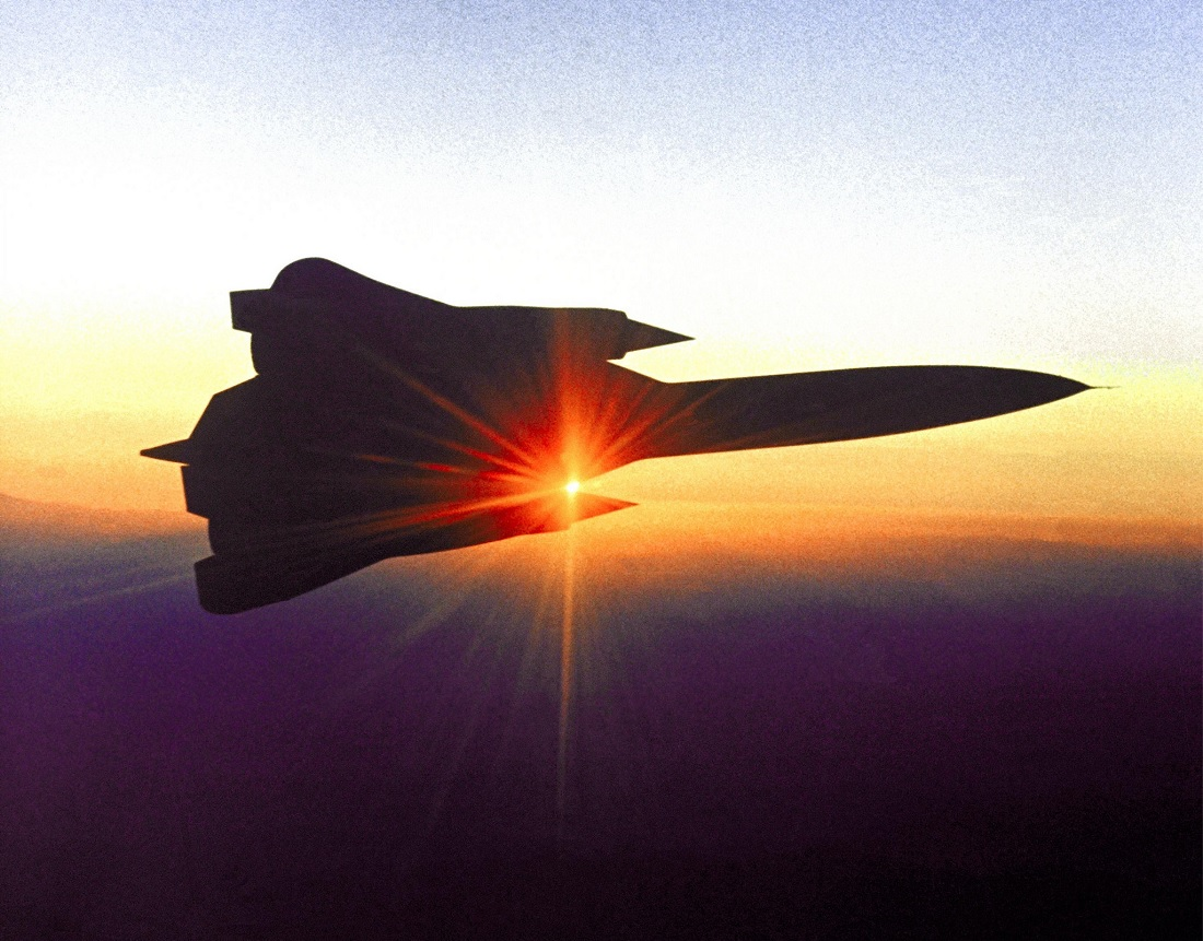 That time a Blackbird pilot revealed SR-71's Top Speed