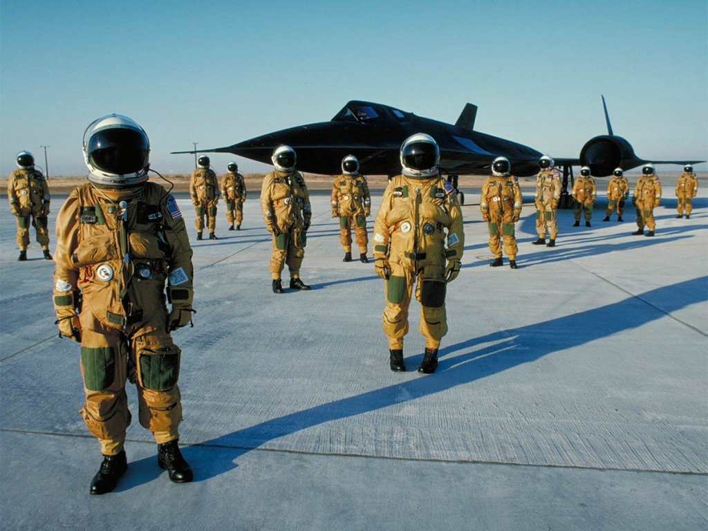 All you need to know about applying to fly the SR-71 Blackbird