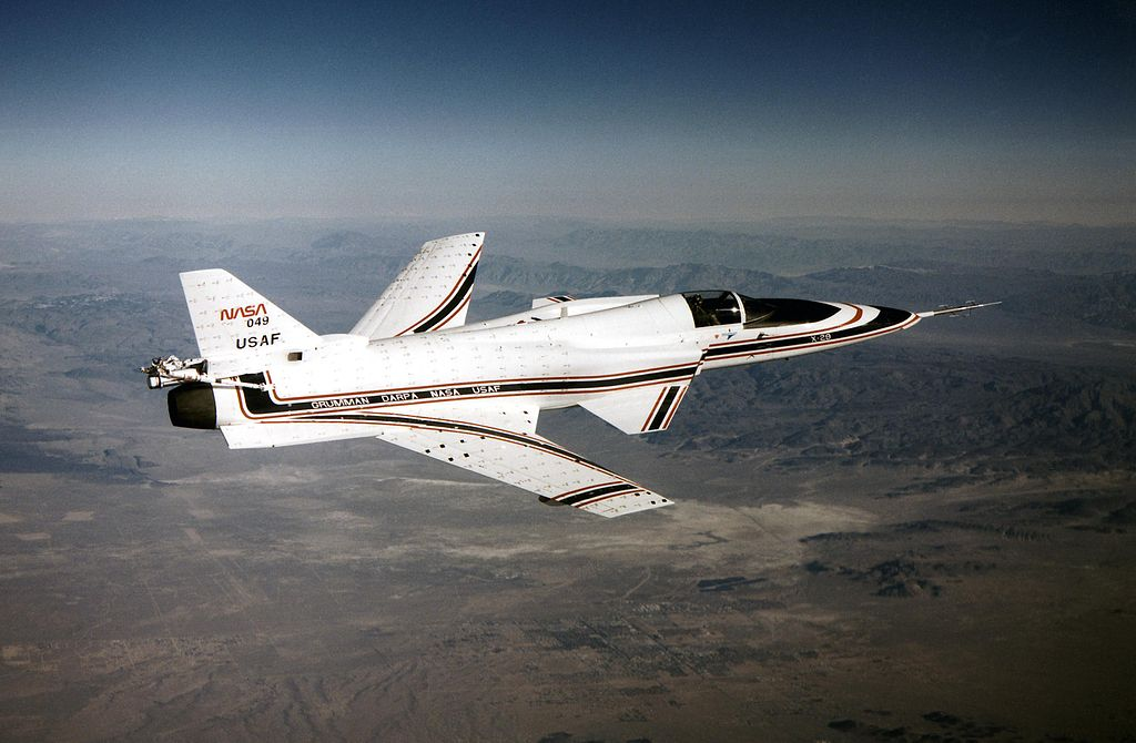 One of a kind F-5 developments