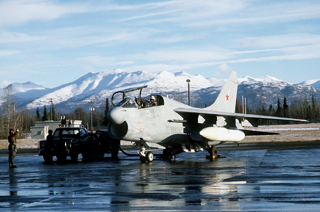 Remembering the EA-7L, the SLUF variant that played the role of adversary aircraft