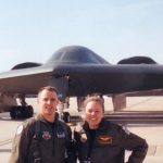 First husband-wife pilots to fly the B-2 Spirit stealth bomber retire from USAF