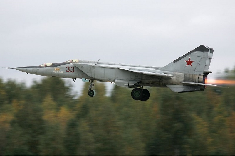 The defection of Viktor Belenko, the pilot who stole the super secret Soviet's MiG-25 fighter jet