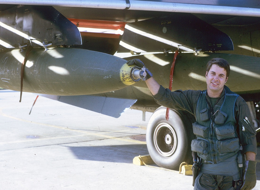 Aardvark Down: former F-111 WSO tells the story of his ejection over North Vietnam during Operation Linebacker II