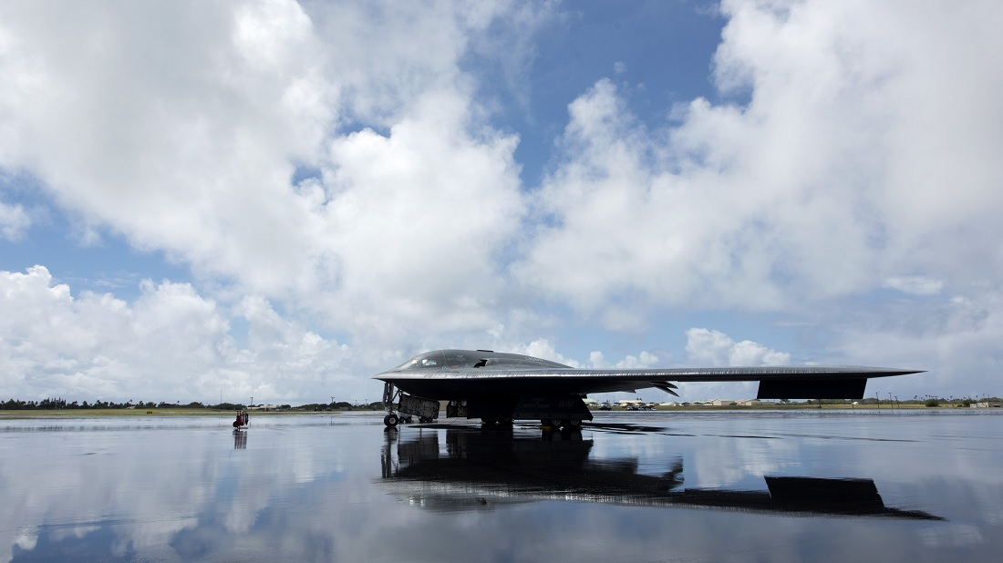 First B-2 Spirit deployment to Hawaii completed