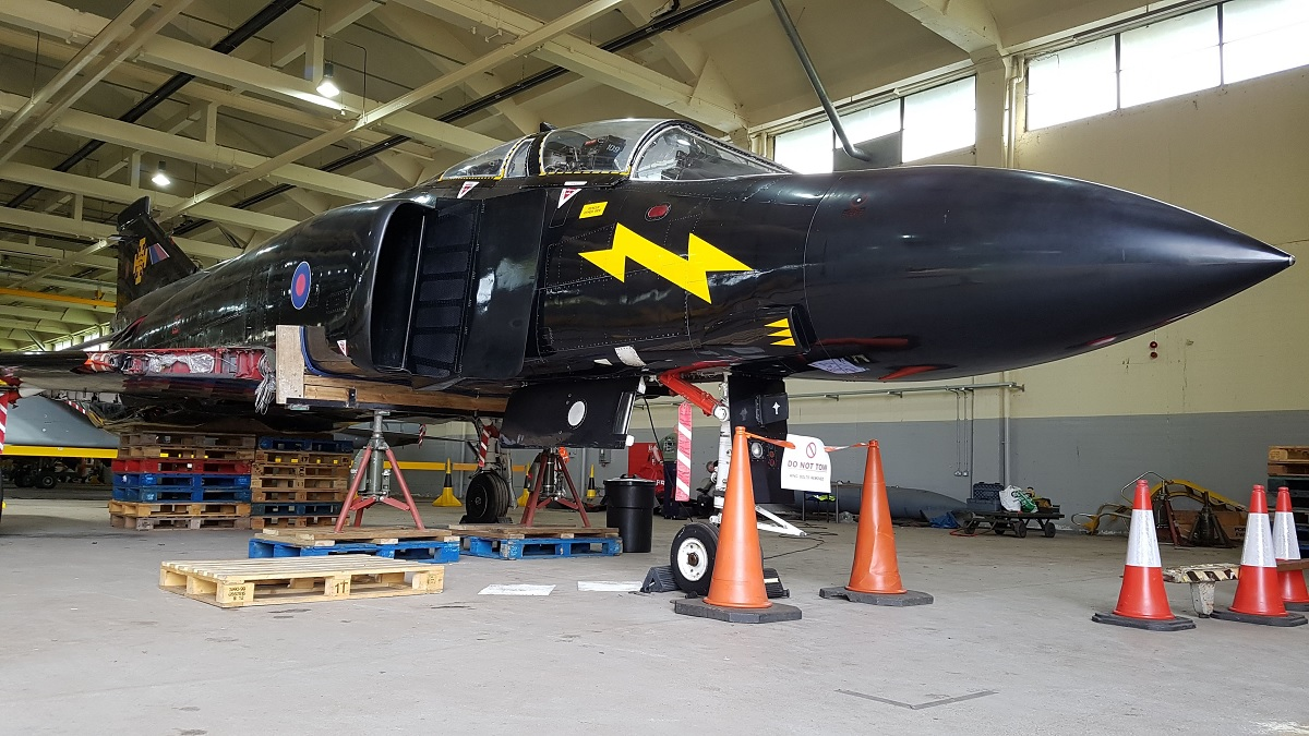 South Wales to be new home of Legendary Phantom Black Mike