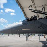 Seymour Johnson F-15E Strike Eagle hits 10,000 flying hours