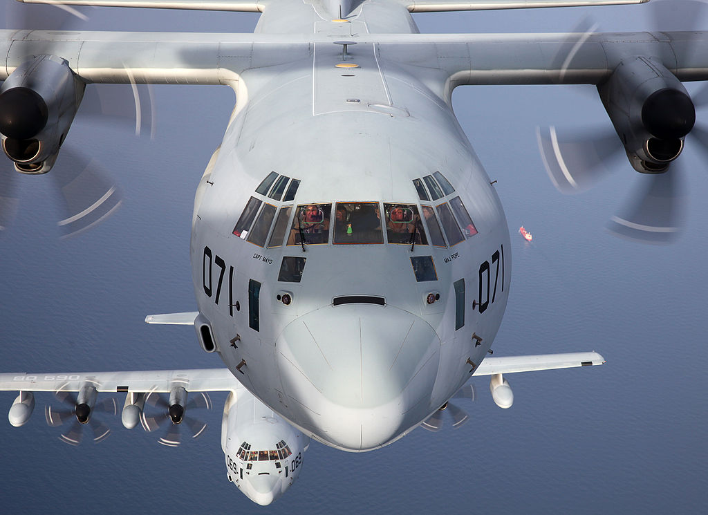 German budget committee approves the purchase of 6 C-130 airlifters