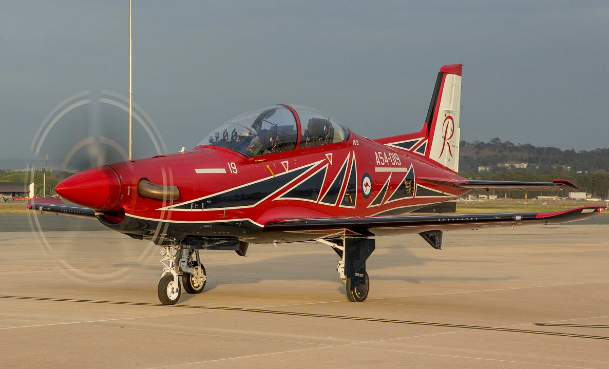 RAAF unveils new paint scheme for Roulettes aerobatic team – The Aviation Geek Club