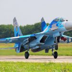 USAF pilot killed as Ukrainian Su-27UB air force jet crashes during Ex. Clear Sky 2018