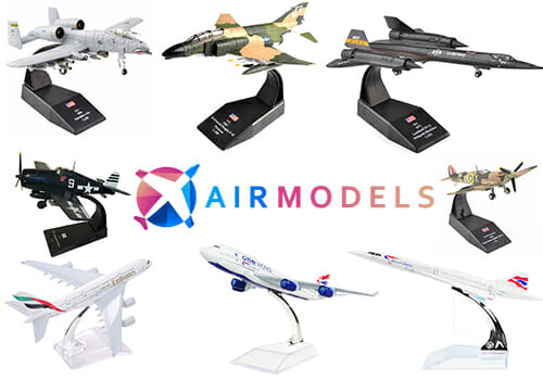 Airmodels banner