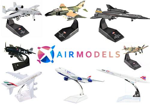 Airmodels banner