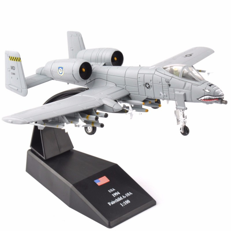 Fairchild A-10 Thunderbolt II model