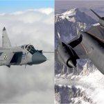 Foxhound Vs Blackbird: Former MiG-31 Pilot explains how to Intercept and Shoot Down an SR-71 Mach 3 Spy Plane