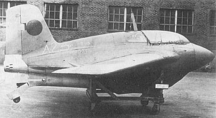 Remembering the Mitsubishi J8M1 Shusui rocket-powered interceptor, the Japanese Messerschmitt Me 163 Komet that never was