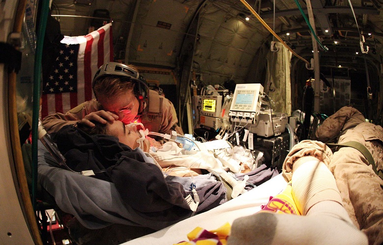 A quick look at why the C-130 is still mainstay of medevac more than 60 years after its first flight