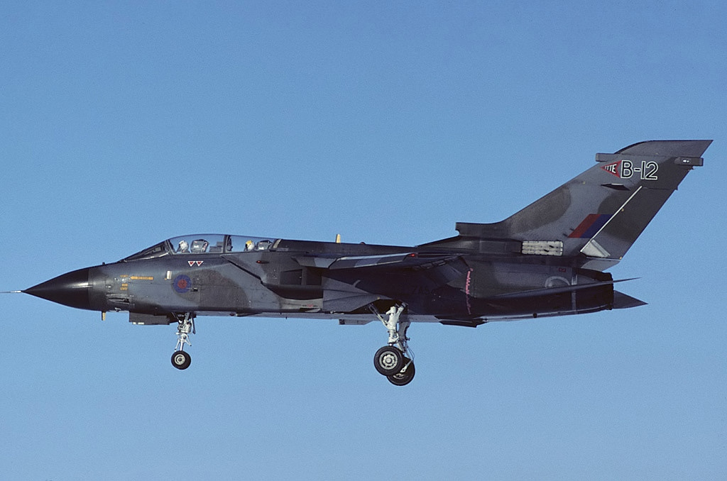 That time a crewless RAF Tornado flew away after the Navigator ejected himself and his pilot from their serviceable aircraft