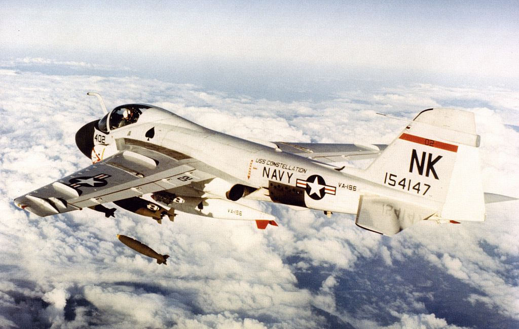 About A-6 Intruder Units of the Vietnam War