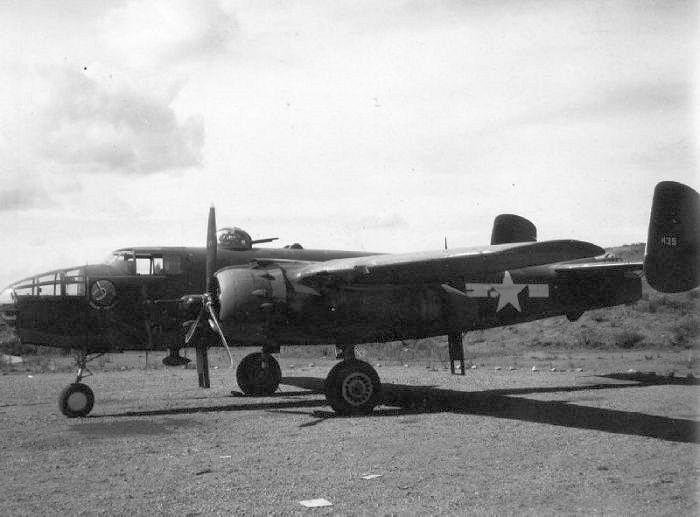 The B-25 'Bridge Busters' and the GLIP bombing technique