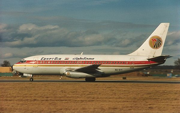 The story behind this VF-103 F-14's TARPS IR photo showing Egypt Air Boeing 737 carrying the Achille Lauro hijackers after landing at Sigonella