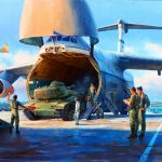 Operation Nickel Grass: The C-5/C-141 Airlift that saved Israel