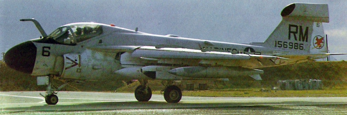 A quick look at USMC EA-6A 'Electric Intruder' operations during the Vietnam War