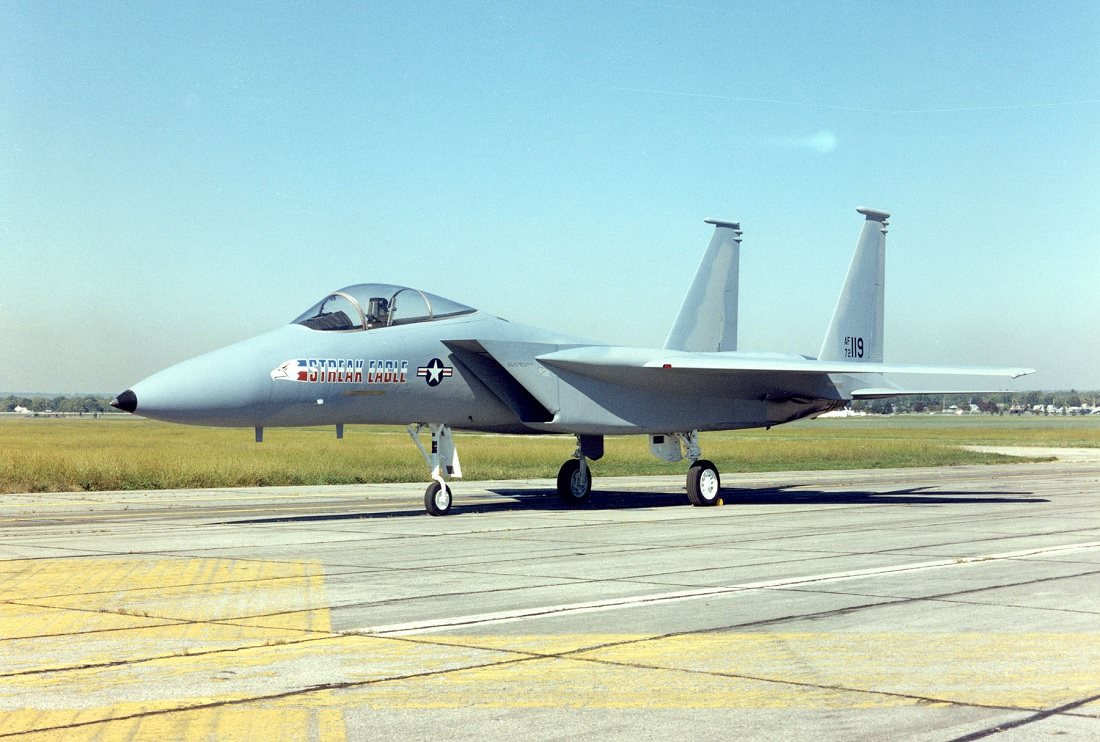 How the F-15 Streak Eagle broke eight time-to-climb world records