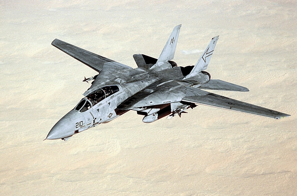 Tomcat Down in Iraq, Part I: the CSAR Mission that rescued F-14 Driver Lieutenant Devon Jones