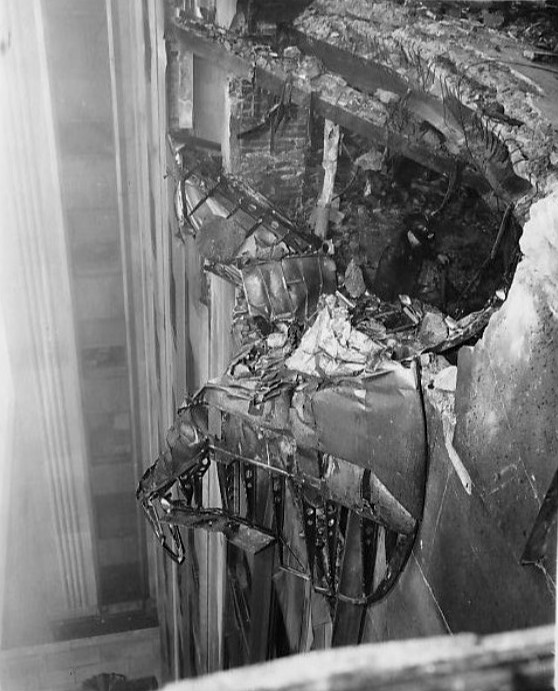 The Sad Story of the B-25 Mitchell that crashed into Empire State Building