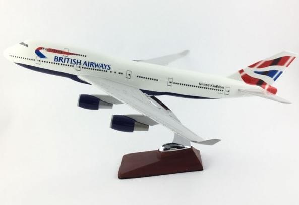 British Airways to paint Boeing 747 in retro BOAC Paint Scheme