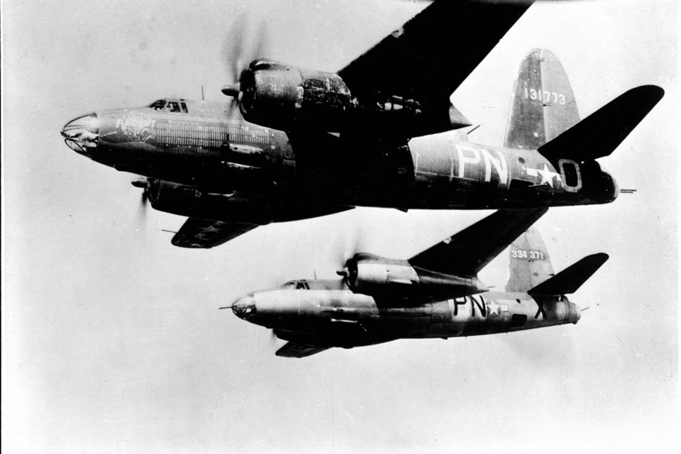 B-26 Vs Me 262: the Marauder close encounters with the jets flown by Luftwaffe's Experten