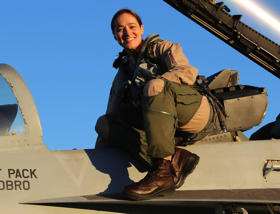Here are the Female Naval Aviators who will honor U.S. Navy First Female Fighter Pilot