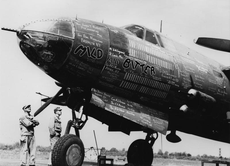 MILD AND BITTER, FLAK BAIT and the other ETO 100-mission B-26 Marauders