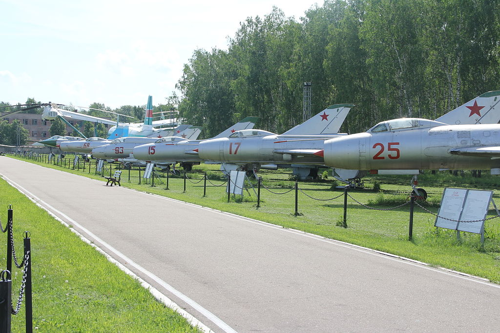 Russian Ministry of Defense to close the Central Air Force Museum in Monino leaked online