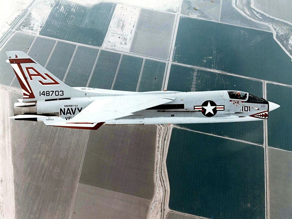 The Heroic Story of the KA-3B Tanker that Flew over North Vietnam, Dodged AAA and SAMs and Saved Dick 'Brown Bear' Schaffert's F-8 Crusader