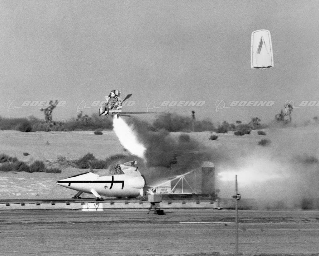 Bailing Out at Hypersonic Speed: the X-15 Ejection Seat