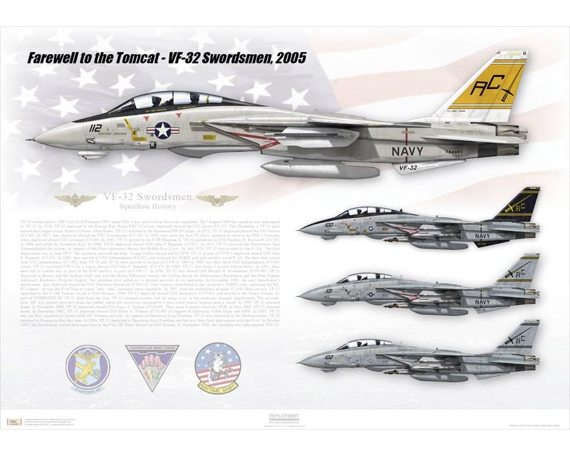 Tomcat 4-Qaddafi 0: how two U.S. Navy F-14s shot down two Libyan MiG-23s over the Gulf of Sidra on Jan. 4, 1989