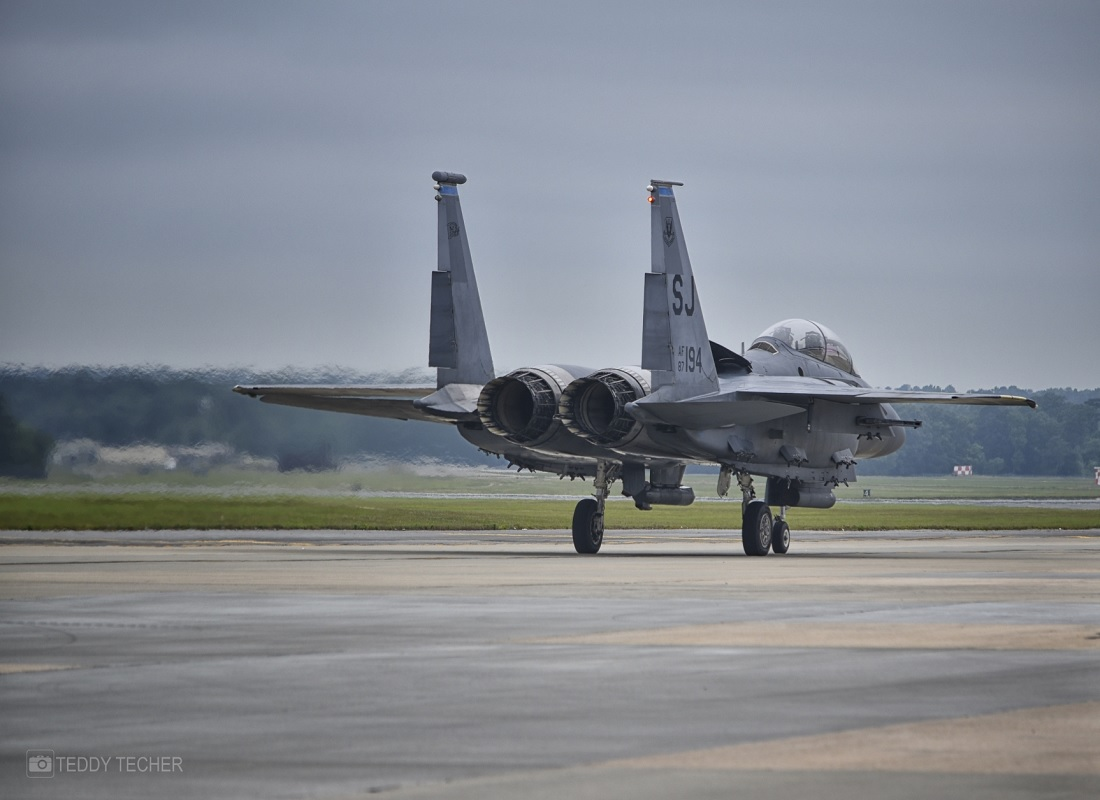 How the Battle of Robert's Ridge turned the F-15E Strike Eagle into the perfect CAS platform