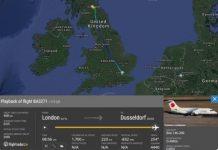 British Airways flight to Düsseldorf mistakenly lands in Edinburgh, 525 miles away from destination