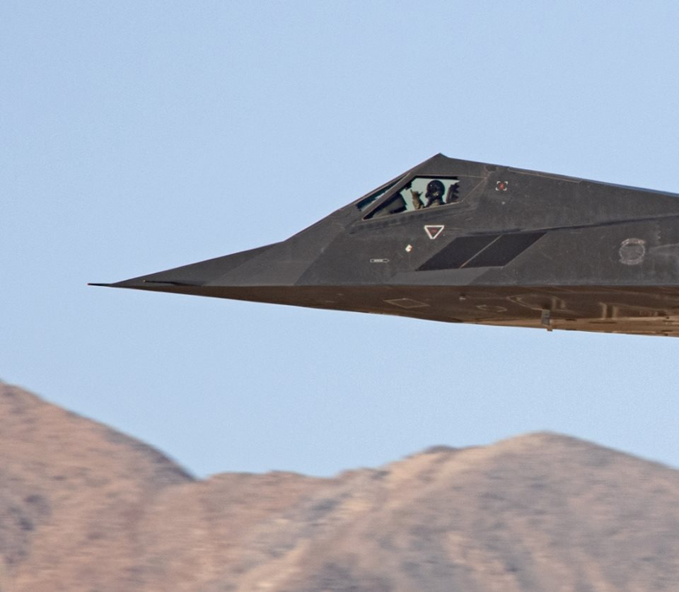"""Four 'retired' F-117 Stealth Fighters were secretly deployed to the Middle East and conducted air strikes in Syria and Iraq in 2017,"" Scramble Magazine Says"