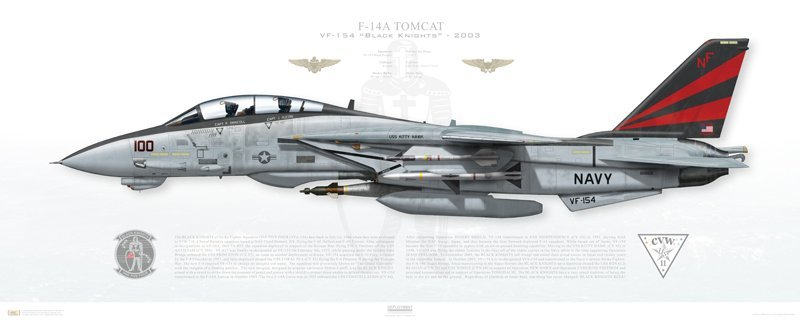 Former F-14 Tomcat RIO tells the story of a tense mission flown during Operation Iraqi Freedom