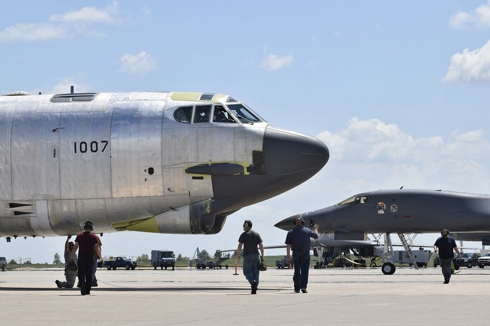 The story of B-52 Ghost Rider, the first BUFF to be resurrected from AMARG to rejoin USAF Strategic Bomber Fleet