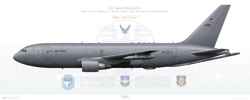 USAF stops KC-46A acceptance again due to debris found inside aircraft