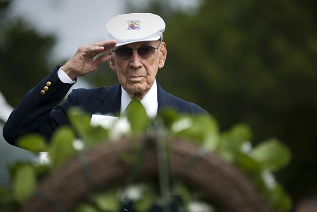 Lt Col Dick Cole, the Last Doolittle Raider, Dies at 103