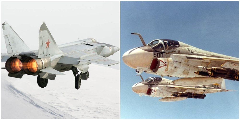MiG-25 pilot who shot down Speicher's F/A-18, could have shot down