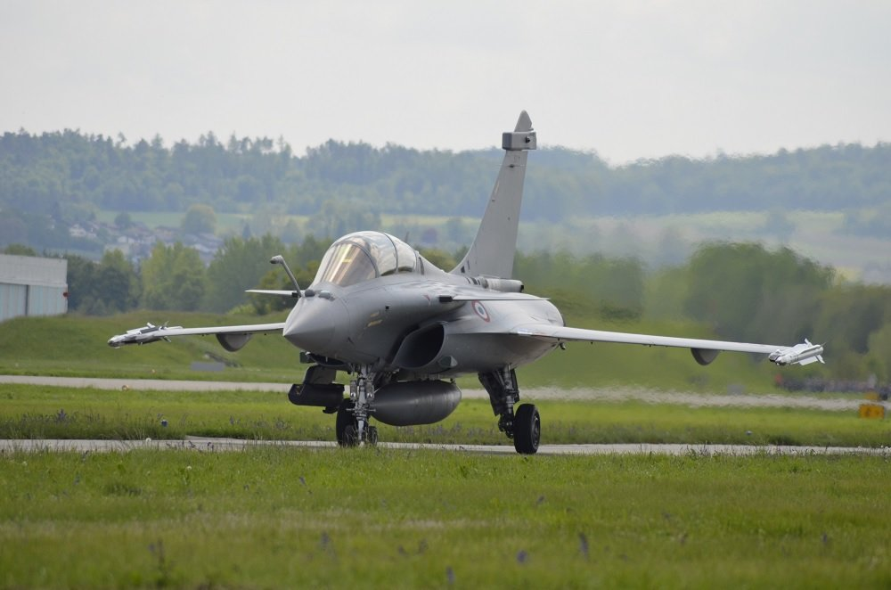 Swiss Air Force evaluates Dassault Rafale Omnirole aircraft to replace its ageing fighter fleet